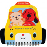 School Bus Notebook – School Bus