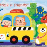 Drawing Book – School Bus