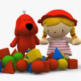 Patrick n friends:顏色與形狀