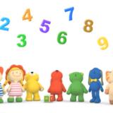 Patrick n friends: 數字