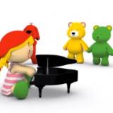 栢德烈与好朋友 : 音乐