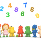 Patrick n friends : Nombres