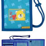 Wallet with Neck Strap – Bobby
