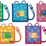 Wallet with Neck Strap – Assorted Pack