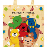 Buddies Large Tote Bag
