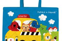 School Bus Bag