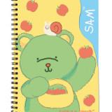 A5 Notebook – Sam