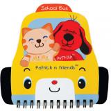 School Bus Notebook – School Bus