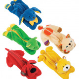 Character Pencil Pouch – Assorted Pack