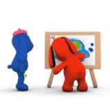 Patrick n friends : Drawing