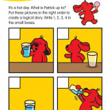 Level 1 : Story Sequence